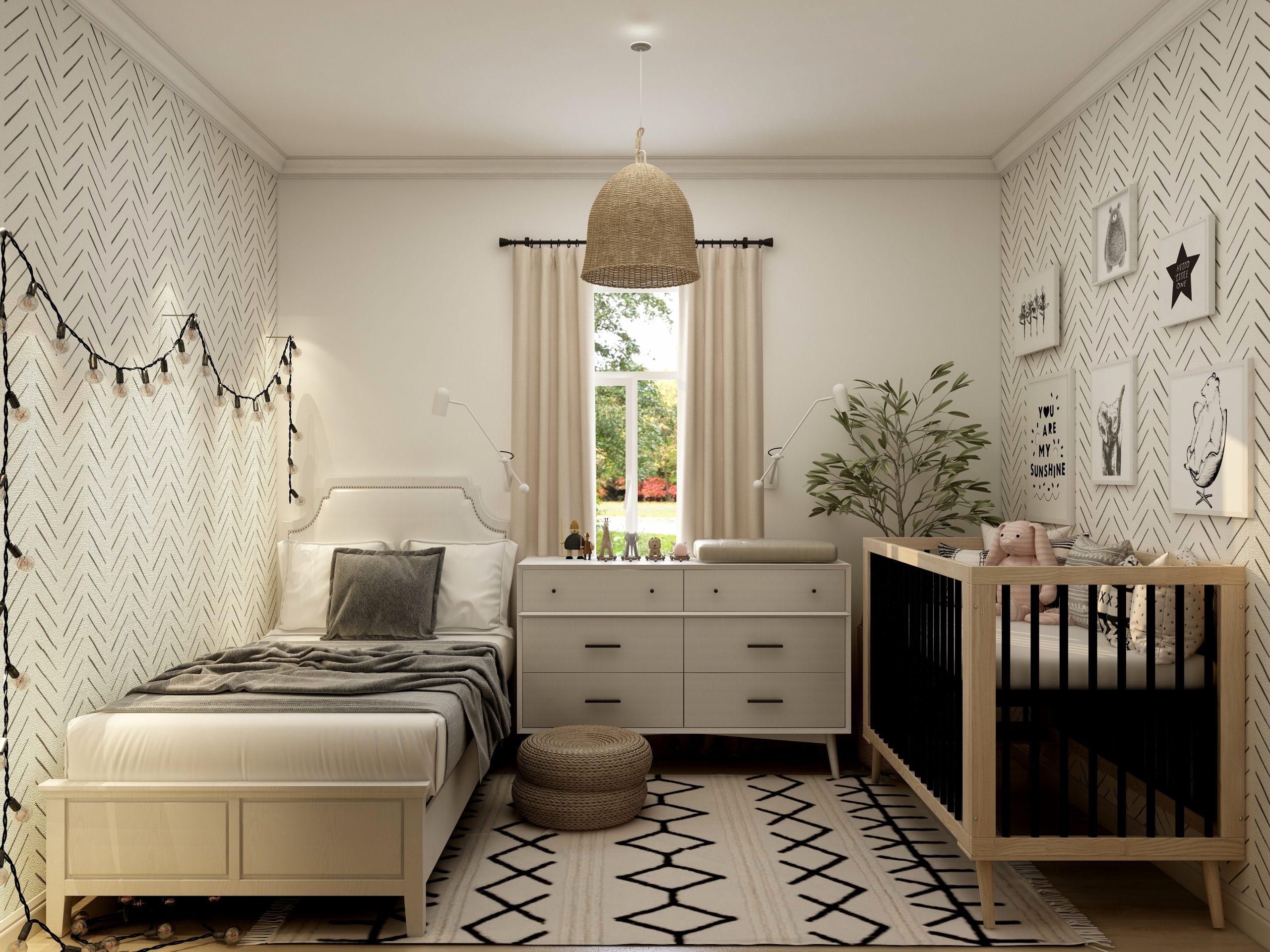 Choisir les meubles d'une chambre pour enfant